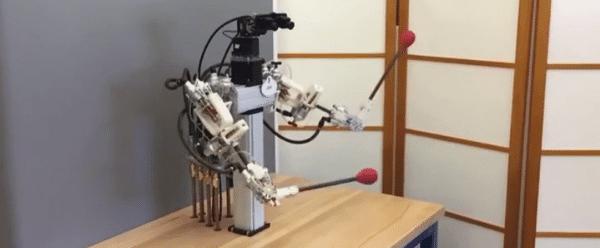 robot de Disney