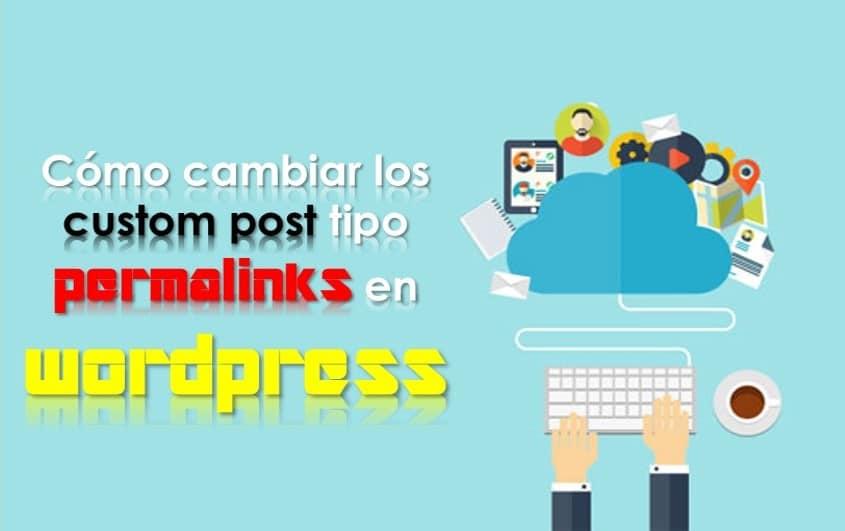 Permalinks en WordPress permalinks en wordpress Permalinks en wordpress como cambiarlo y personalizar entradas cambiar los permalinks en wordpress