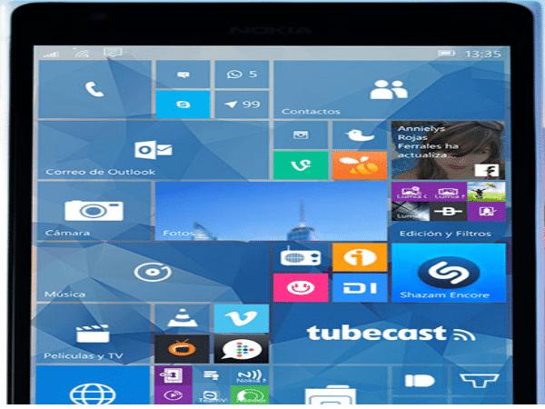 Windows 10 Mobile, disponible La Build 10586.11 con algunas mejoras y fallos
