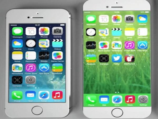 Apple informa Preparar 4 pulgadas iPhone Con A9 y debutará en 2016