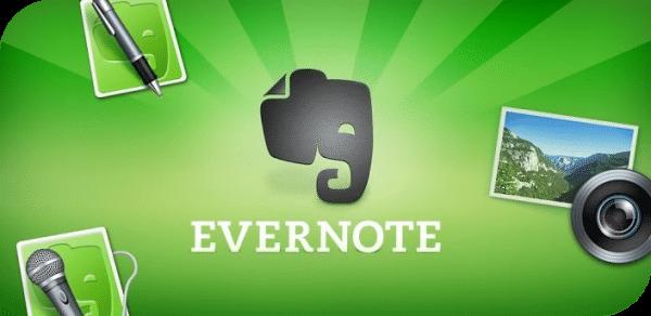 Evernote para Windows con búsqueda inteligente, colores para organizar notas y más