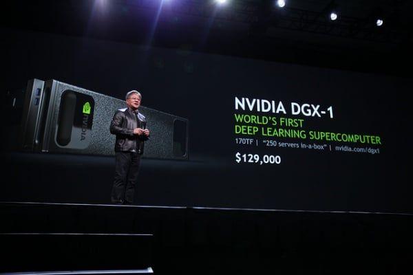 Anuncian la supercomputadora para el aprendizaje profundo (NVIDIA)
