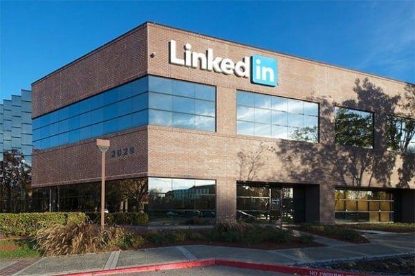 LinkedIn oficinas