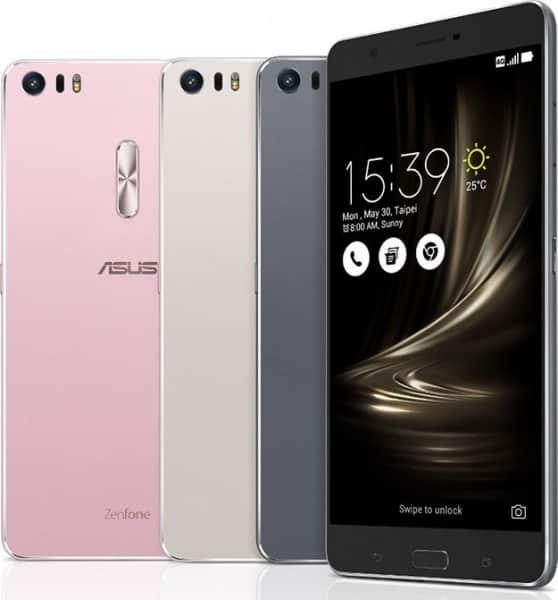 Asus ZenFone 3 nueva familia de moviles