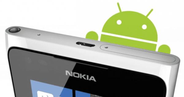 Nokia quiere Volver a entrar al mercado con Android a la cabeza