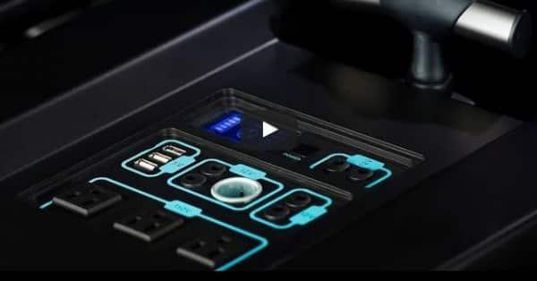 El Lycan Powerbox, generador solar portatil Listo cuando no estás!