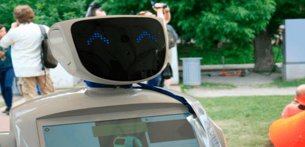 Robot ruso