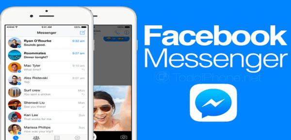 Facebook Actualiza Messenger ツ