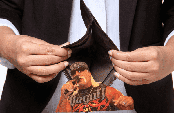 Hulk Hogan se declara en bancarrota 2016