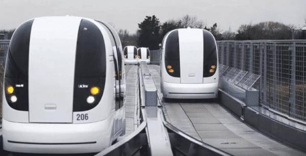 Transporte tecnológicos