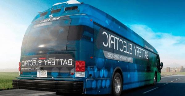 El autobús eléctrico capaz de viajar mil kilómetros con una sola carga de la batería