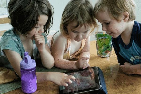 Ocho apps que hace un móvil mas seguro para tus niños