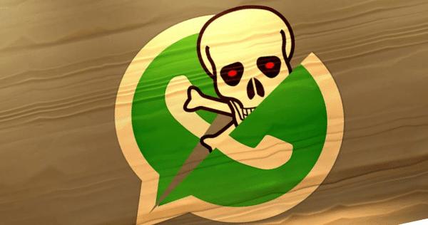 Riesgos que corres al usar la app WhatsApp