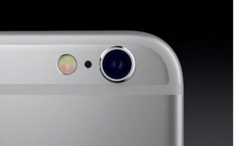 Nueva característica del iPhone en su camara en iOs10.2