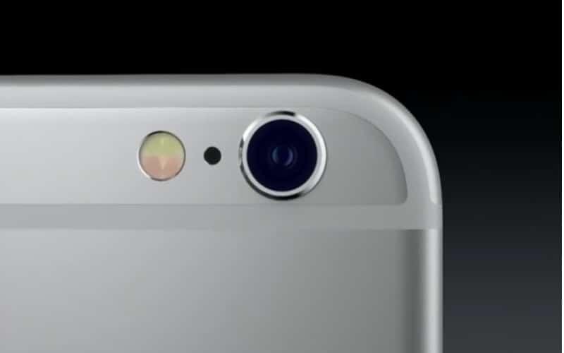 Nueva Característica del iPhone en su camara