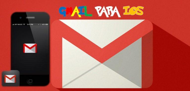 Gmail para iOS por fin está a la par de la versión de Android