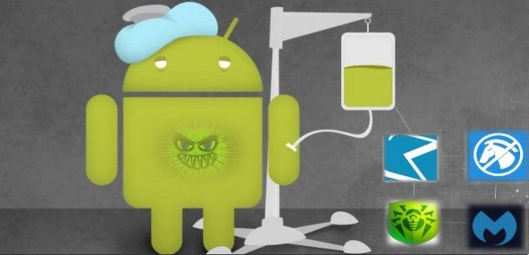 Eliminar virus de android que afectan tu móvil
