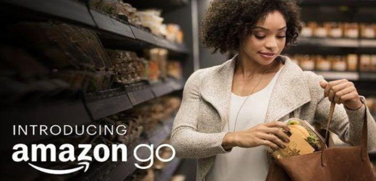 Amazon y las tiendas comestibles sin cajeros