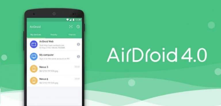 Los agujeros de seguridad en AirDroid proporcionan acceso a los datos privados y el envío de archivos maliciosos