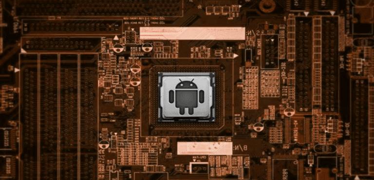 cual es el procesador que tiene un movil android