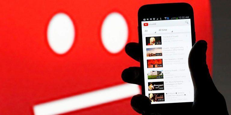 YouTube paga $1 mil millones en regalías en los últimos 12 meses