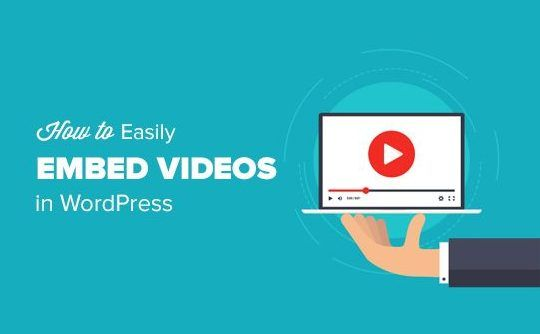 Videos en WordPress
