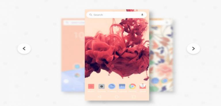 Google nostrae #MyAndroid para personalizar pantalla de inicio de Android