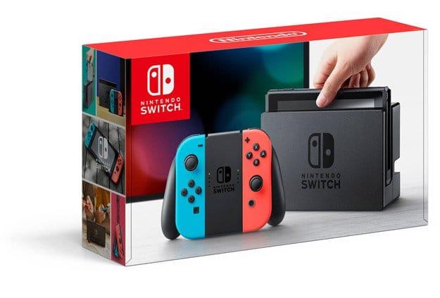 Nintendo sube la producción switch