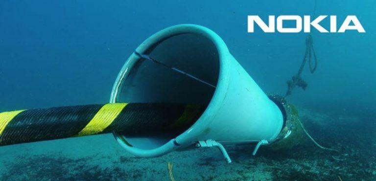 Nokia quiere vender la división de cables submarinos