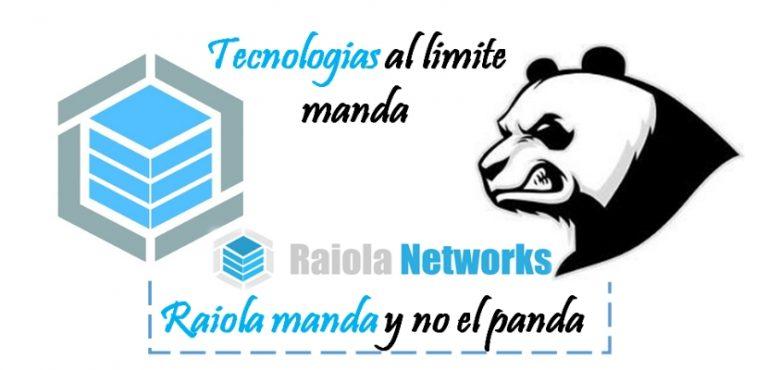Raiola manda y no el Panda es un VIRUS LETAL