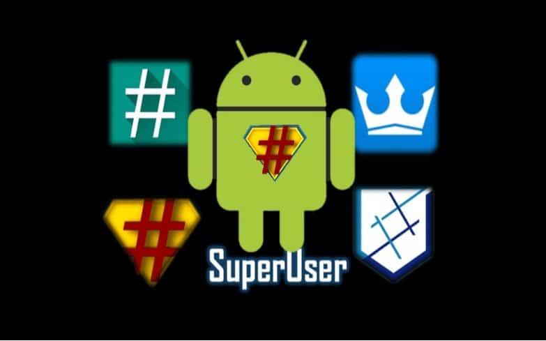 Aplicaciones para rootear android