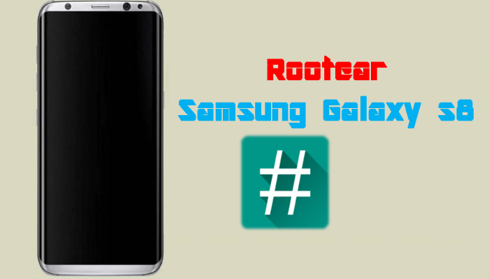 Root android S8