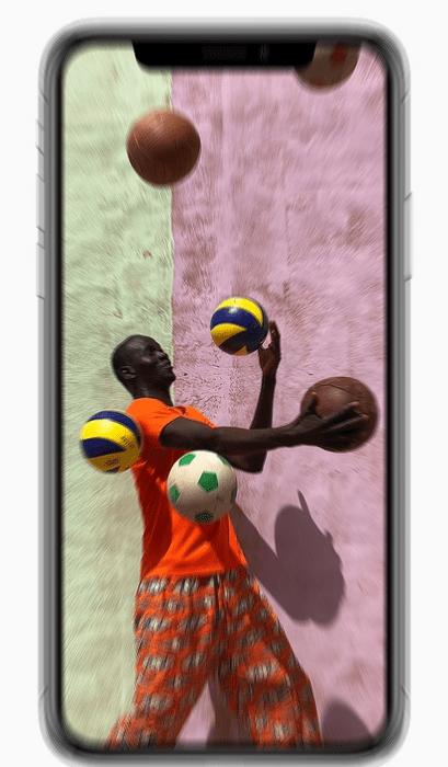 Apple confirma problemas con la pantalla de iPhone X, la pantalla sufre la pérdida de colores precisos al mirar desde un lado y se graban imágenes >>