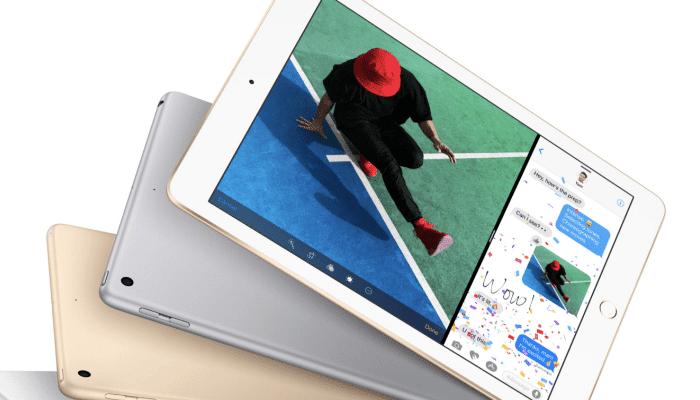 iPad económico de 9.7