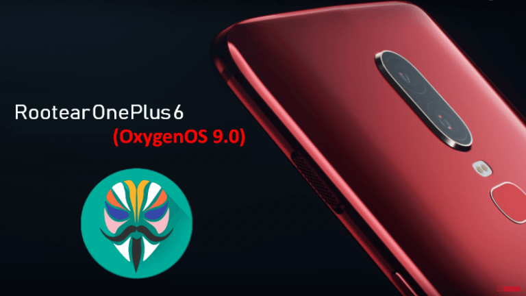 Cómo rootear OnePlus 6 (OxygenOS 9.0) Android 9