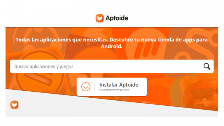 Aptoide, el mejor mercado alternativo para Android