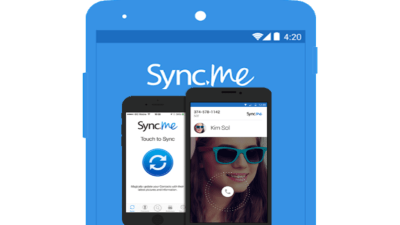 Sync.ME, identificación de llamadas, números de teléfono desconocidos