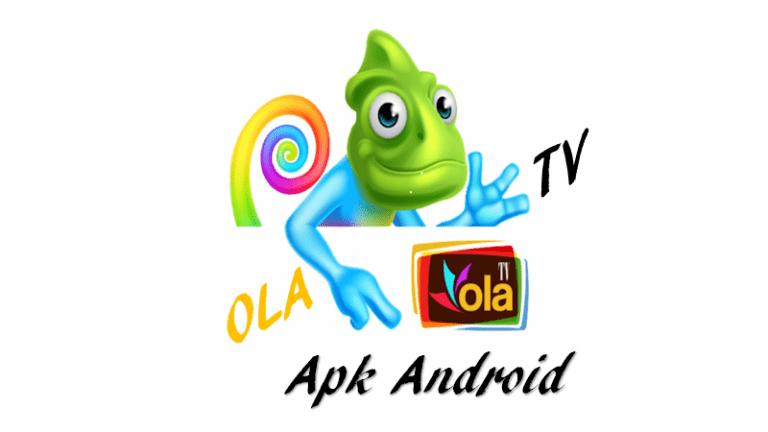OLA TV apk para Android: canales de TV de todo el mundo