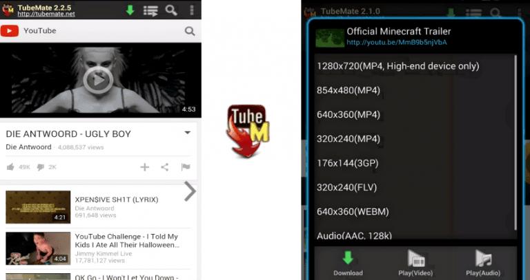 TubeMate Downloader