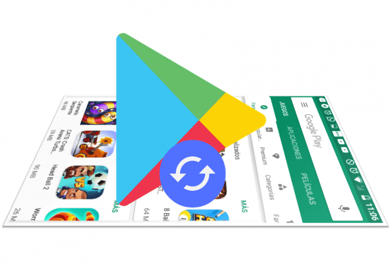 ¿Cómo hago para actualizar el Play Store?