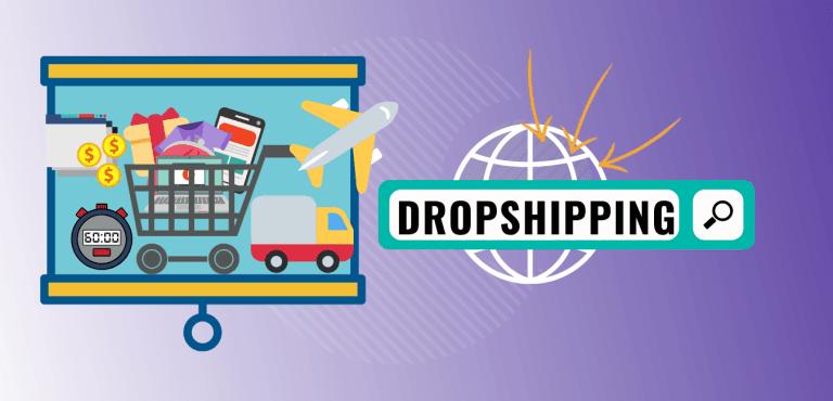 ¿Qué es dropshipping y cómo funciona drop shipping?
