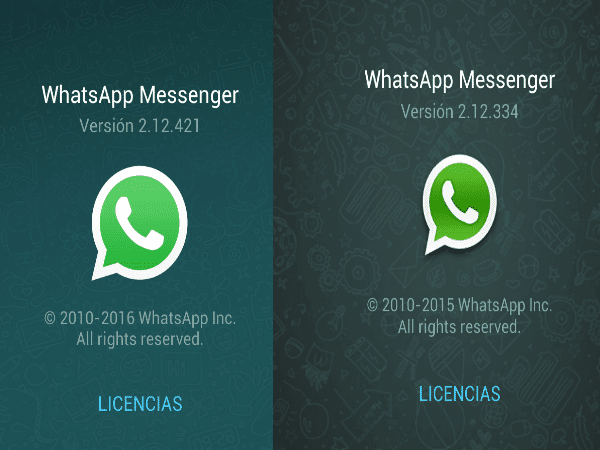 Whatsapp podria compartir tus datos