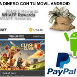 Hackear bypass google WHAFF Rewards