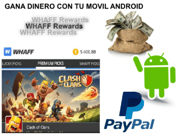 GANA DINERO CON WHAFF Rewards-600×450
