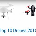 Correo electrónico de Gmail 10 Mejores Drones 2016