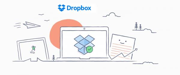Dropbox almacenamiento de nube
