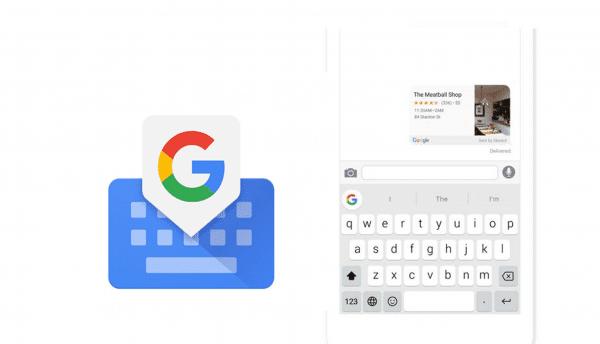 Gboard el teclado de Google