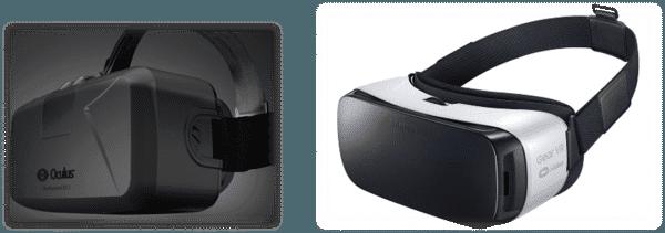 Oculus vr vs Samsung vr
