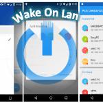Despertar tu ordenador desde el smartphone con Wake-on-LAN