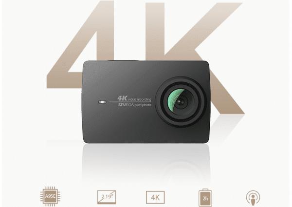 Xiaomi- YI 4K